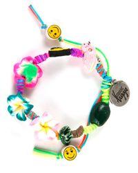 Venessa Arizaga | Multicolor Leid Back Bracelet | Lyst