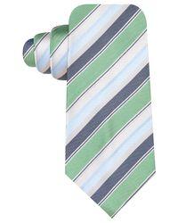 Vince Camuto - Green Nirone Stripe Slim Tie - Lyst