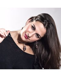 Manja | Metallic Riana Necklace | Lyst