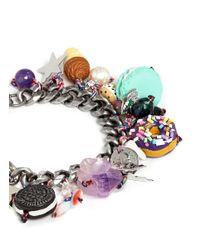 Venessa Arizaga - Multicolor 'just Desserts' Bracelet - Lyst