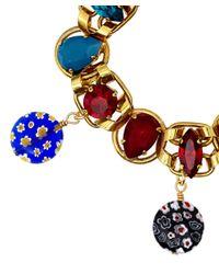 Vickisarge | Multicolor Multicolour Artisan Crystal Bracelet | Lyst
