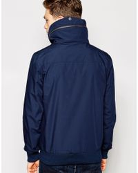 Fly 53 - Blue Windrunner Jacket for Men - Lyst
