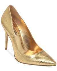 BCBGeneration - Metallic Oslo Pumps - Lyst