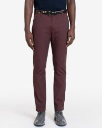Ted Baker - Textured Chinos for Men - Lyst