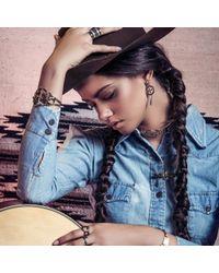 Pamela Love   Metallic Aguila Necklace - Br   Lyst