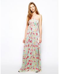 Hilfiger Denim - Blue Frederique Maxi Dress - Lyst