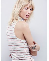 Free People | Natural Intimately Womens Nineties Baby Tank | Lyst