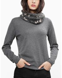 Wool And The Gang | Gray Pride Rock Snood | Lyst