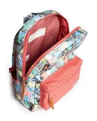 Herschel Supply Co. - Blue 'Settlement' Floral Triangle Print Kids Backpack for Men - Lyst