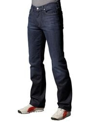 7 For All Mankind - Blue Austyn Los Angeles Stretch Jeans for Men - Lyst