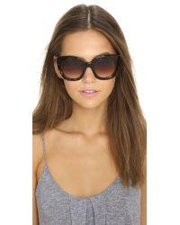 kate spade new york - Brown Narel Sunglasses - Lyst