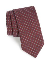 Todd Snyder | Red Dot Cotton Tie for Men | Lyst