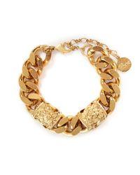 Ela Stone | Metallic Lionnie Chain Bracelet | Lyst