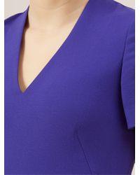 Hobbs - Blue Malinda Dress - Lyst