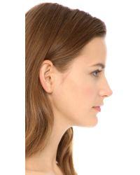 Tai - Metallic Star & Moon Earrings - Lyst
