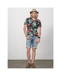 Denim & Supply Ralph Lauren - Blue Slim-fit Oceanside Denim Short for Men - Lyst