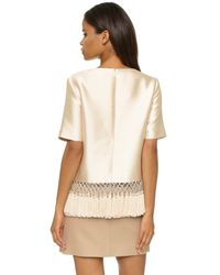 C/meo Collective - Natural Break Free Top - Lyst
