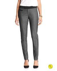 Banana Republic - Gray Factory Sloan-fit Skinny Pant - Lyst