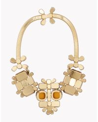 DSquared² | Blue Ophelia Necklace | Lyst