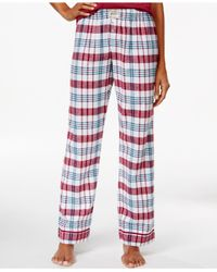 Tommy Hilfiger | Multicolor Pajama Pants | Lyst