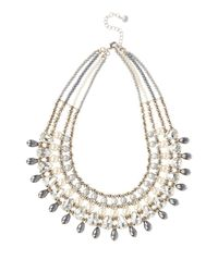 Coast - Natural Amy Necklace - Lyst