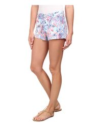 Lilly Pulitzer | Multicolor Walsh Short | Lyst