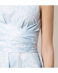 Hobbs | Blue Twitchill Dress | Lyst