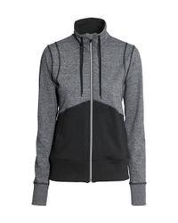H&M - Black Sports Jacket - Lyst