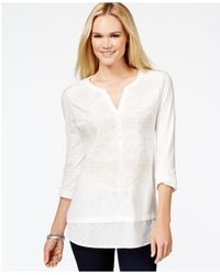 Style & Co. | White Only At Macy's | Lyst