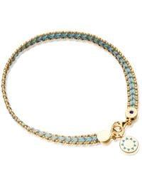 Astley Clarke - Metallic Gold-plated Theirworld Charity Biography Bracelet - Lyst