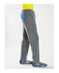 Patagonia - Gray Synchilla Snap-t Pant for Men - Lyst