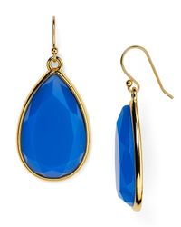 kate spade new york | Blue Day Tripper Earrings | Lyst