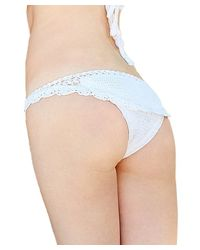 Beauty & The Beach - White Bliss Bottom - Lyst
