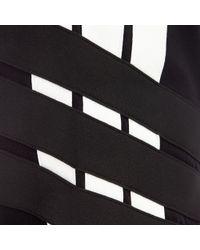 Y-3 - Stripe Pant In Black for Men - Lyst