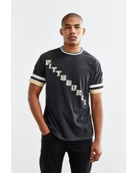 Urban Outfitters | Black Pittsburgh Penguins Hockey Tee | Lyst