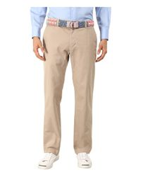 Vineyard Vines - Natural Garment Dyed Breaker Pants for Men - Lyst