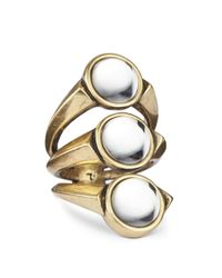 Jenny Bird - Metallic Orion Ring - Size 8 - Lyst