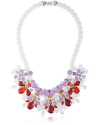 EK Thongprasert | Orange Giverny Garden Necklace | Lyst