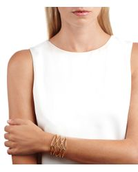 Alexis Bittar - Metallic Liquid Gold Barbed Cuff You Might Also Like - Lyst