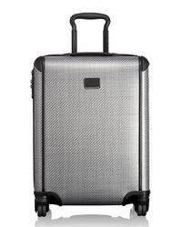 Tumi - Metallic Tegra-lite T-graphite Continental Carry-on for Men - Lyst