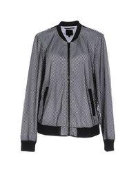 Silvian Heach | Gray Jacket | Lyst