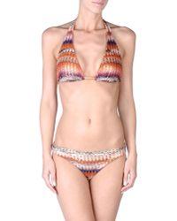 Missoni - Brown Bikini - Lyst