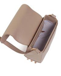 Alexander Wang - Natural Mini Lia Leather Bag - Lyst