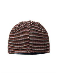 Folk - Red Chunky-Knit Wool Beanie for Men - Lyst