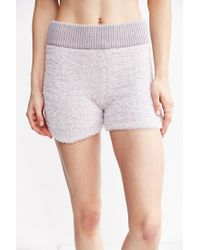 RVCA | Purple X Uo Soft Serve Short | Lyst