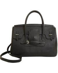 Moreau - Black Diligence Handle Bag - Lyst