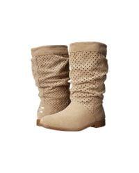 TOMS - Natural Serra Boot - Lyst