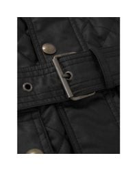 Belstaff | Black Mens Redford Jacket for Men | Lyst