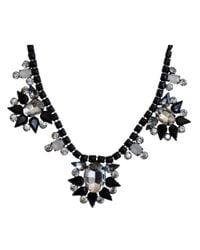 Ziba | Black Aarya Necklace | Lyst