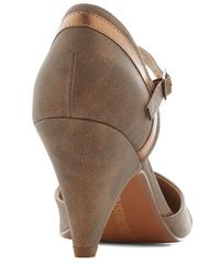 Restricted | Brown Not A Care in The Whirl Heel | Lyst